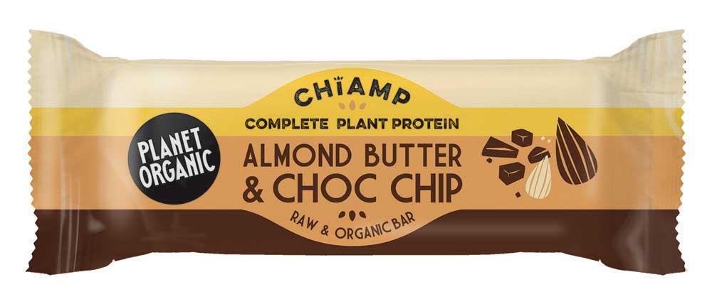 Chiamp Bar- Almond Butter & Choc Chip_Visual